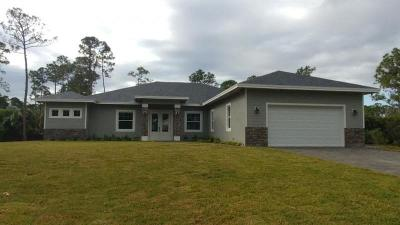 Jupiter Single Family Home For Sale: 13476 150th Court
