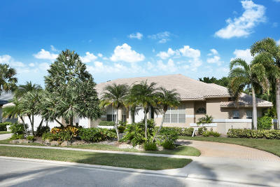 Boca Raton Single Family Home For Sale: 10253 Shireoaks Lane
