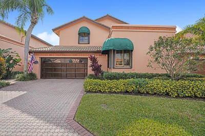 Boca Raton Single Family Home For Sale: 6491 Via Rosa