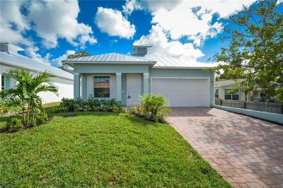 Palm City Single Family Home For Sale: 962 SW 27th Street