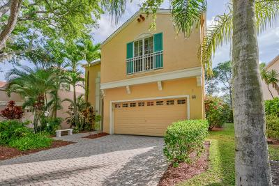 Palm Beach Gardens Single Family Home For Sale: 65 Via Verona