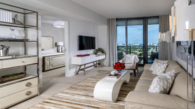 Fort Lauderdale Rental For Rent: 500 E Las Olas Boulevard #3905