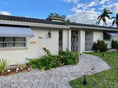 Coral Springs, Parkland, Coconut Creek, Deerfield Beach,  Boca Raton , Margate, Tamarac, Pompano Beach Rental For Rent: 341 NE 24th Street