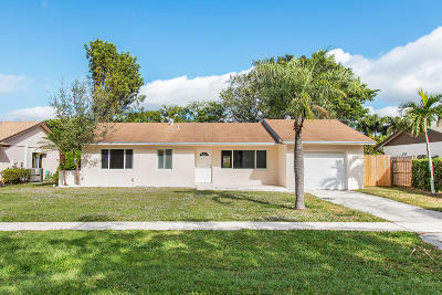 Coral Springs, Parkland, Coconut Creek, Deerfield Beach,  Boca Raton , Margate, Tamarac, Pompano Beach Rental For Rent: 9611 Saddlebrook Drive