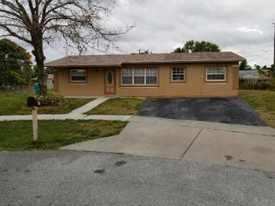 Boynton Beach Single Family Home For Sale: 156 NE 17th Court