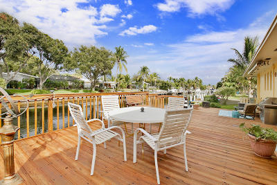 North Palm Beach FL Single Family Home For Sale: $895,000