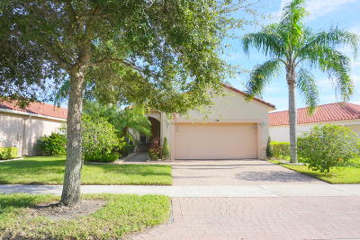 Port Saint Lucie Single Family Home For Sale: 354 NW Breezy Point Loop