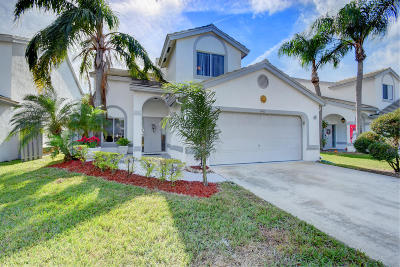 Lake Worth Single Family Home For Sale: 2900 Norway Pine Lane