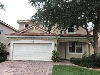 Hobe Sound Single Family Home For Sale: 5737 SE Crooked Oak Avenue