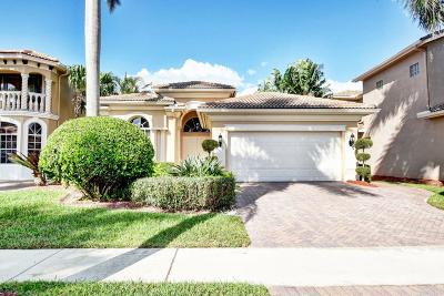 Delray Beach Single Family Home For Sale: 8101 Valhalla Drive