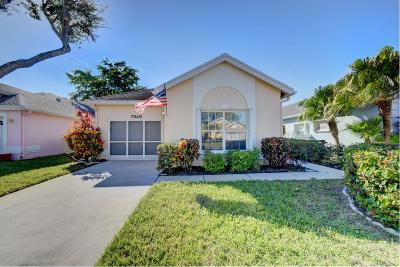 Delray Beach Single Family Home For Sale: 7949 Mansfield Hollow Road