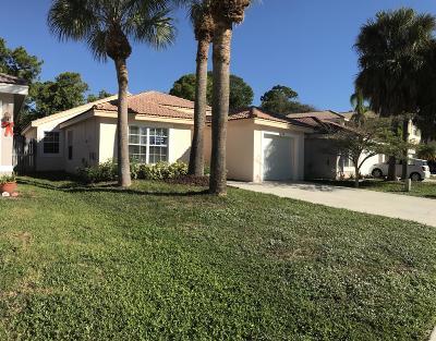 Boynton Beach Single Family Home For Sale: 8289 Bermuda Sound Way