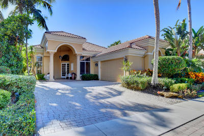 Boca Raton FL Single Family Home For Sale: $1,399,900