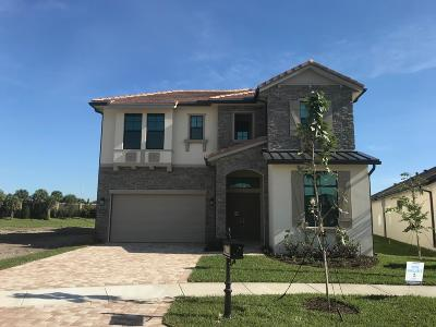 Boynton Beach Single Family Home For Sale: 9019 Grand Prix Lane