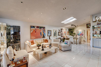 Delray Beach Single Family Home For Sale: 7900 Glen Garry Lane