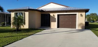 Single Family Home For Sale: 27 Villa Blanca