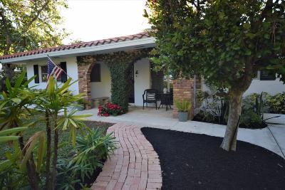 Boynton Beach Single Family Home For Sale: 3035 Pine Tree Lane