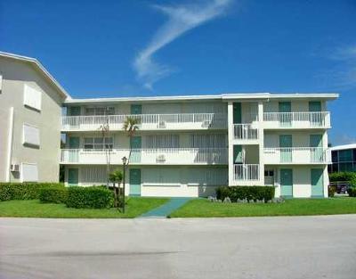 Boynton Beach Condo For Sale: 210 Horizon Street E #209
