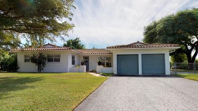 Miami Single Family Home For Sale: 11632 SW 127th Terrace
