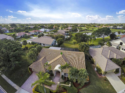 Boca Raton Single Family Home For Sale: 10754 Ashmont Drive