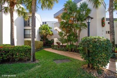 North Palm Beach Condo Contingent: 1640 Twelve Oaks Way #201