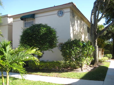 Coral Springs, Parkland, Coconut Creek, Deerfield Beach,  Boca Raton , Margate, Tamarac, Pompano Beach Rental For Rent: 6498 Via Regina #4