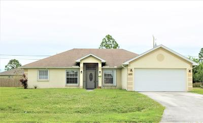 Port Saint Lucie Single Family Home For Sale: 1899 SW Lewis Street