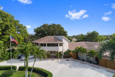 North Palm Beach Multi Family Home Contingent: 2016 Joy Rene Lane