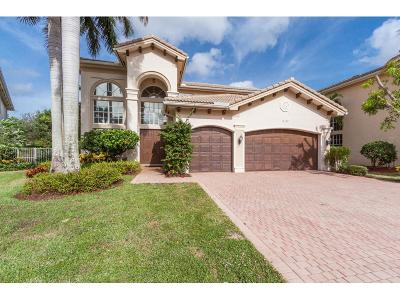 Boynton Beach Single Family Home For Sale: 11177 Sunset Ridge Circle