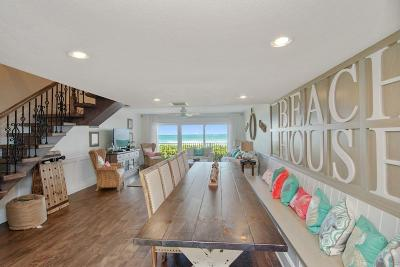 Jensen Beach Condo For Sale: 11000 S Ocean Drive #3-H