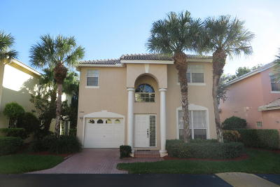 Boca Raton FL Single Family Home For Sale: $339,000