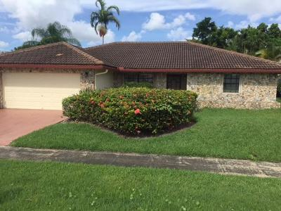 Coral Springs, Parkland, Coconut Creek, Deerfield Beach,  Boca Raton , Margate, Tamarac, Pompano Beach Rental For Rent: 7285 San Sebastian Drive