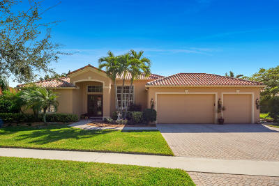 Hobe Sound Single Family Home For Sale: 9811 SE Osprey Pointe Drive