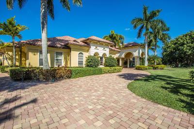 Delray Beach Single Family Home For Sale: 10065 Avenida Del Rio