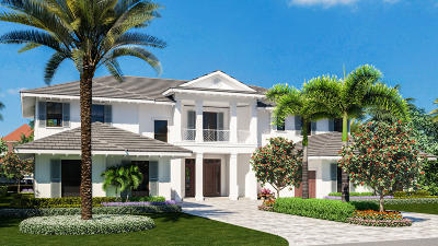 Palm Beach Gardens Single Family Home For Sale: 2389 Azure Circle