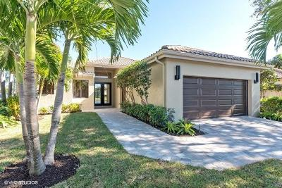 Palm Beach Gardens Single Family Home For Sale: 13400 Provence Drive