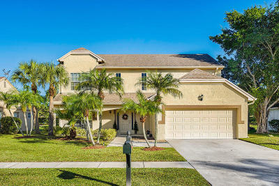 Boca Raton Single Family Home For Sale: 12099 Rockwell Way