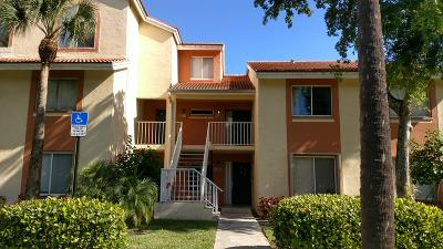 West Palm Beach Condo For Sale: 1136 The Pointe Drive #1136