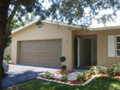 Coral Springs, Parkland, Coconut Creek, Deerfield Beach,  Boca Raton , Margate, Tamarac, Pompano Beach Rental For Rent: 23 Tam O Shanter Lane
