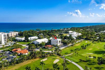 Palm Beach County Condo For Sale: 3883 Gulfstream Road #2s