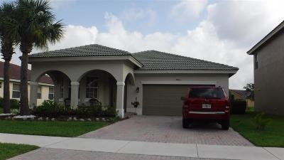 Port Saint Lucie FL Single Family Home Sold: $229,000