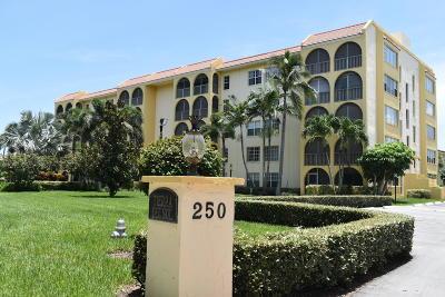 Boca Raton Condo For Sale: 250 NE 20th Street #2200