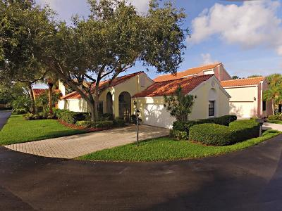 Palm Beach Gardens Single Family Home For Sale: 13159 La Lique Circle