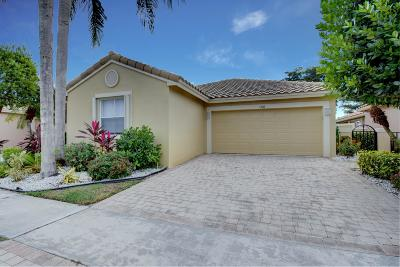 Boynton Beach Single Family Home For Sale: 7320 Granville Avenue