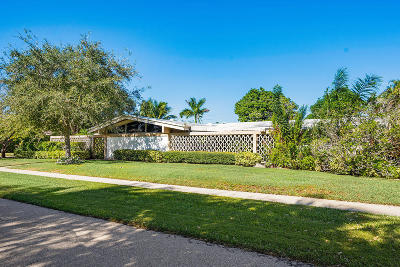 Boca Raton Single Family Home For Sale: 433 NE 9th Street