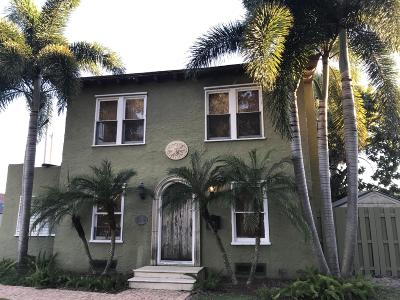 West Palm Beach Single Family Home For Sale: 910 Omar Road