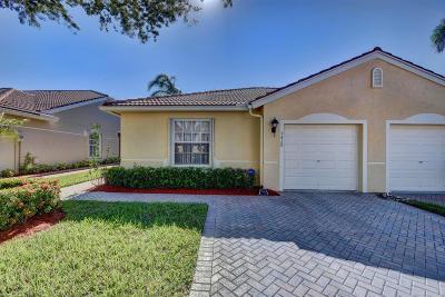 West Palm Beach Single Family Home For Sale: 9428 Swansea Lane