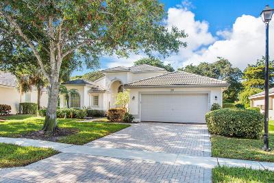 Boynton Beach Single Family Home For Sale: 11768 Cardenas Boulevard