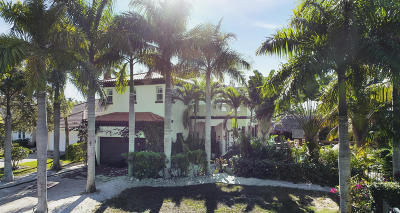 Tequesta Single Family Home For Sale: 10802 SE Arielle Terrace