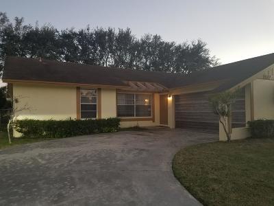 Royal Palm Beach Single Family Home For Sale: 1102 Chorus Way